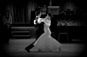 My last ballroom comp...