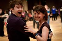 My favorite photo from the year. Strictly Swing contest in November.