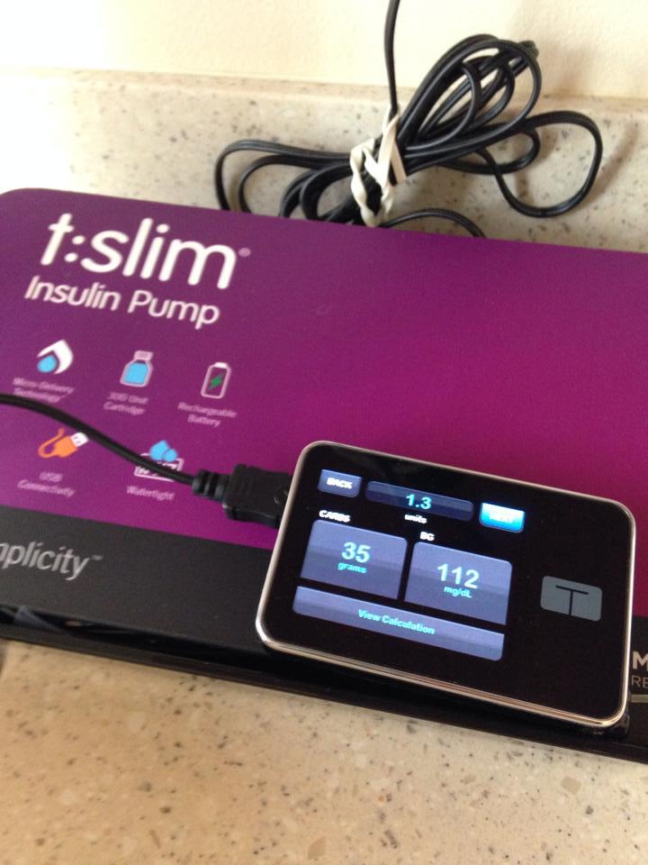 insulin pump – See Jen Dance