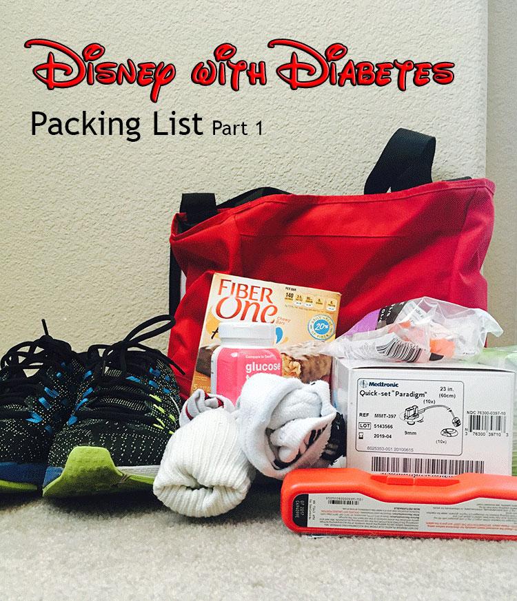 PWD Packing List for Disneyland - SeeJenDance