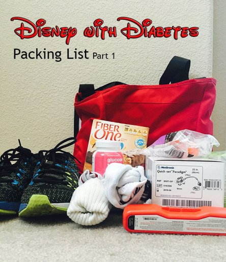 PWD Packing List for Disneyland - SeeJenDance